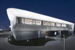 The White Bow, el último reto arquitectónico inspirado en la náutica